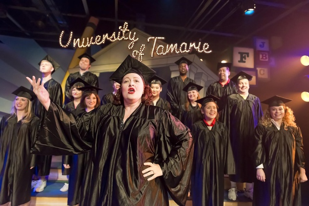 University of Tamarie class of 2015