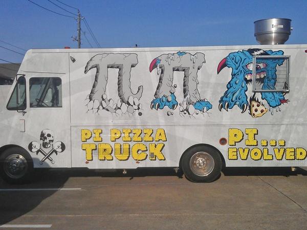 Pi Food Truck Houston