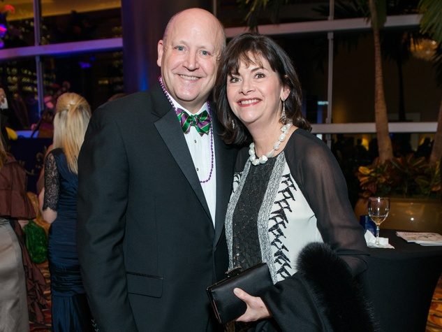 19 NAMES at the St. Thomas Mardi Gras Gala February 2015