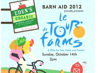 Eden's Organic Farm Le Tour de Farms