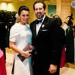 Kimberly Schlegel Whitman, Justin Whitman at Crystal Charity Ball 2013