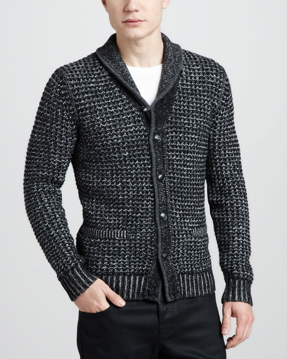 Rag & Bone men's sweater from Neiman Marcus + Target Collection