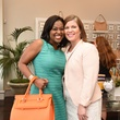Houston, Elaine Turner Apparel Launch Party, May 2015, Sharron Melton, Lauren Levicki