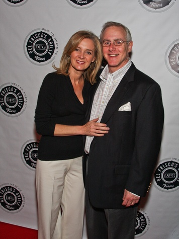 6, Del Frisco's Grille VIP party, March 2013, Debbie Greenbaum, Cliff Greenbaum