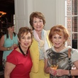 Evelyn Lightman, Laura McWilliams, Nancy Dinerstein, Crohn's & Colitis luncheon, March 2014