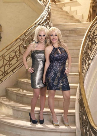 Whitney Whatley and Bon Blossman