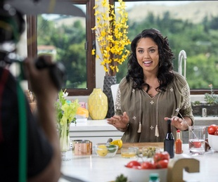 Houston, Ayesha Curry, November 2017