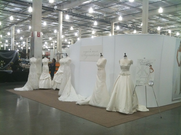 Discount Designer Wedding Dresses Hit Costco And The Crowd