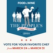 Food & Wine People's Best New Chef 2014