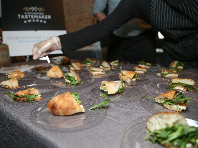 CultureMap Tastemaker Awards Lucky's Puccias and Pizzeria
