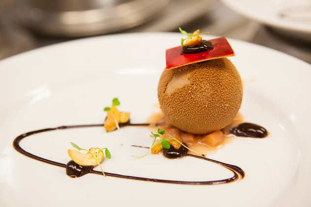Dessert at the Sugar Land Wine and Food Affair April 2015