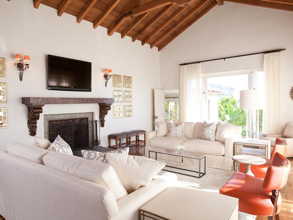 2 Laura U Interior Design Studio Houston Destination Interiors Hollywood Hills
