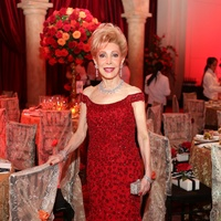 9031 Margaret Williams wearing Ripetto Best Houston Grand Opera HGO gala gowns April 2015