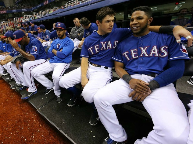 Texas Rangers at Alamodome