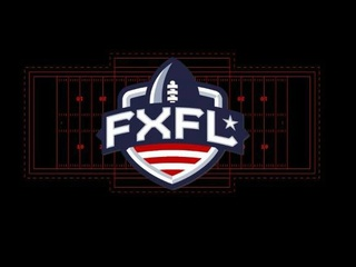 logo for the FXFL fall experimental football league