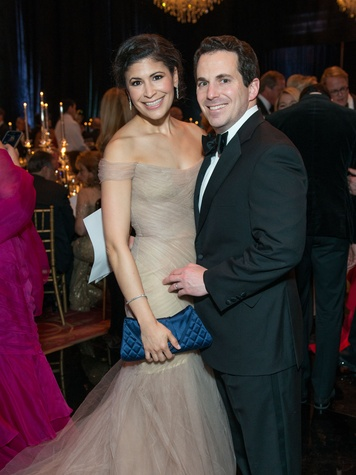 32 Kristy and Chris Bradshaw at the Houston Ballet Ball February 2015