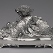 "François-Thomas Germain, French, 1726-1791 ""La Machine d'Argent"" or Centerpiece for a Table 1754 Silver"