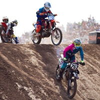 X Games Austin Friday Women's Enduro X Final