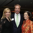 10 Patricia and David Dewhurst, from left, with Christina Girard at the Health Museum Gala September 2014