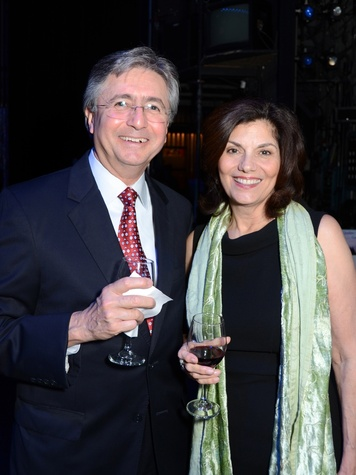 18, Mercury Gala, March 2013, Richard Ethun, Karen Ethun