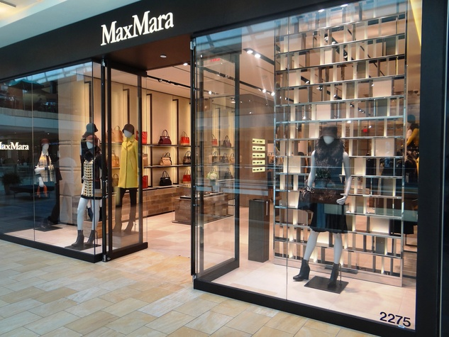 The Galleria, MaxMara, August 2012