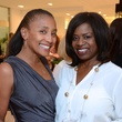 11 Jackie Fair, left, and Sharon Henderson Sanders at Fashion Gene at Tootsies May 2014