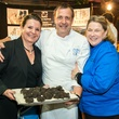 7 Diane Roederer, from left, David Denis and Elizabeth Stone at the Houston Truffle Chef of the Year Challenge January 2015