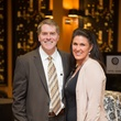 Dr. Matthew Minson and Kelli Minson at the Arthritis Foundation Award party May 2014