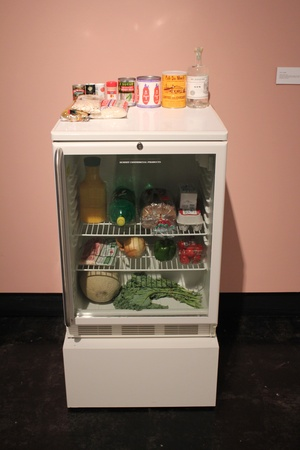 Lawndale, Anne J. Regan, Billie's Fridge, June 2012