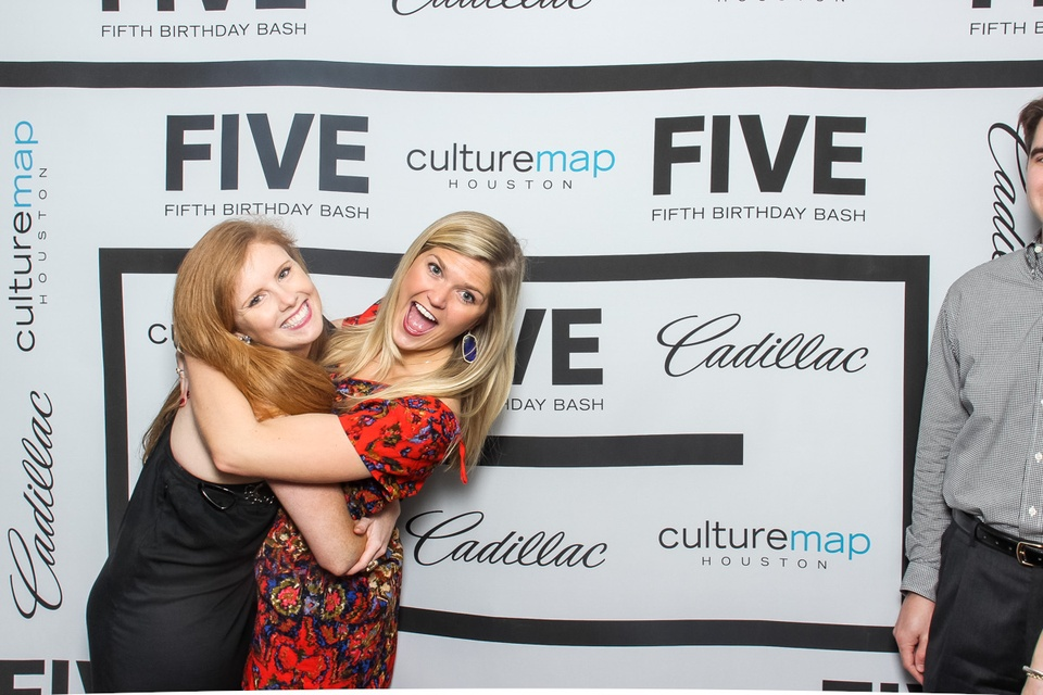 30 Smilebooth CultureMap Fifth Birthday Bash October 2014