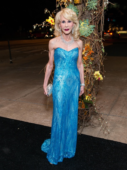 8 Diane Lokey Farb wearing Naeem Khan at the MFAH Grand Gala October 2014 GOWNS