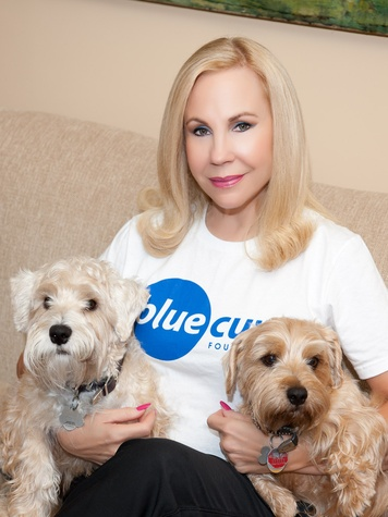 News_Blue Cure Foundation_Carolyn Farb