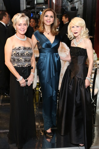 Mercury Gala, April 2016, Karen Mayell, Sally Moon Benz, Diane Lokey Farb