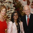 News_Shelby_MD Anderson Santa's Elves_Barbara Aksamit_Dr. Joya Chandra_Steve Roddy