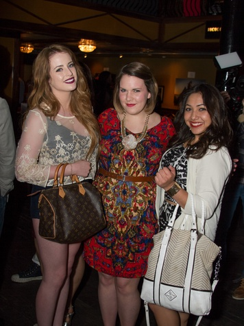 FashionXAustin Austin Fashion Week Kickoff 2015 at Speakeasy Brooke Decker Anna Nygaard Anna Lee Jewelry Sonya Medel