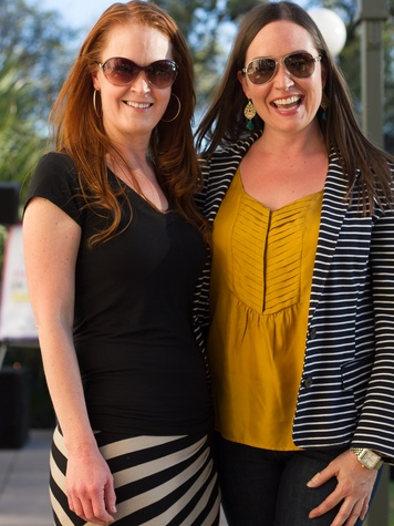 CultureMap Social Laguna Gloria March 2015 Lizzy Docken Julie Humble