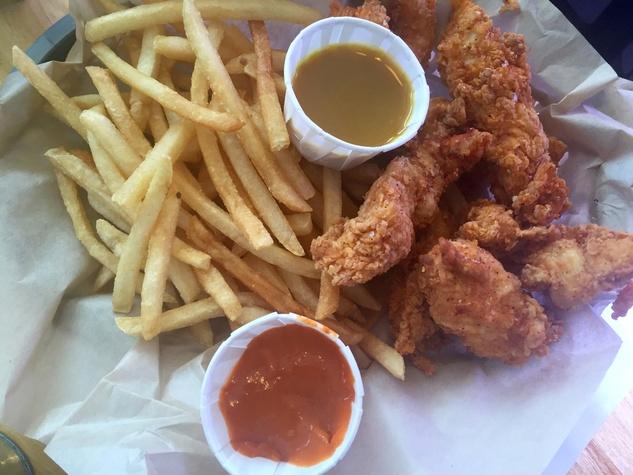Food Truck Chicken Tenders Picsbud