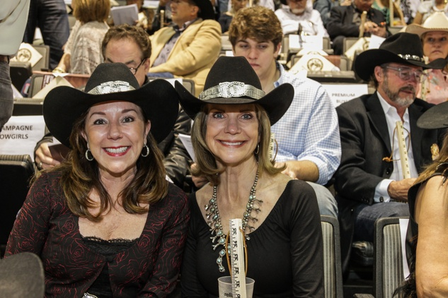 News, Champagne Cowgirls, Elizbeth Stein, Kim Tutcher, March 2014gg Ring, Ellie Francisco, March 2014