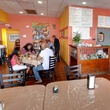 Himalaya Restaurant Houston interior with people