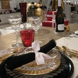 Deck the Tables at The Houston Design Center December 2013 Baccarat table