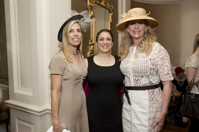 Hats Off to Mothers, March 2016, Kristen Warring, Donna Perrillo, Kelly Klein