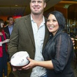 13 Shane Lechler and Luxia Tran at Taste of the Texans November 2013