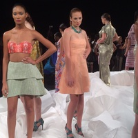 Cesar Galindo spring 2015 collection