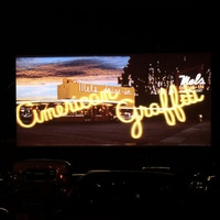 Galaxy Drive-In Theater in Ennis
