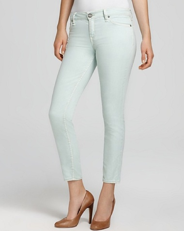 skinny jeans, Sanctuary Jeans' Original Charmer in Bill Mint