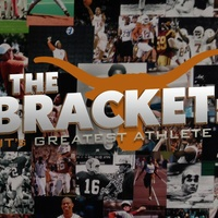 Longhorn Network greatest athlete bracket
