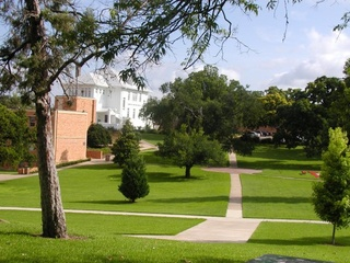 Austin Photo: places_unique_huston tillotson_campus