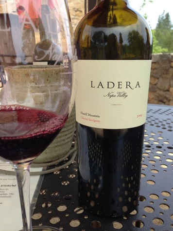 Napa Cabernet Sauvignon from Ladera Vineyards