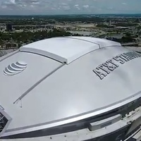AT&T Stadium in Arlington