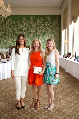 Heroes and Handbags 4/16, Chay Taylor, Larissa Linton, Lindsey Welch